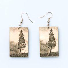 Kolczyki – drzewo I