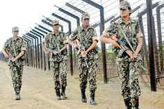 China training Pakistani troops along border with India http://www.wishesh.com/top-stories/40774-china-training-pakistani-troops-along-border-with-india.html  Indian security agencies have learnt that Chinese troops are training Pakistan Army personnel right across the Indo-Pak border in Jammu and Kashmir.