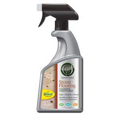 Cleaning stone floors is easy with Supreme Surface Stone Flooring Cleaner & Conditioner. This no rinse formula cleans, polishes, and protects your granite, marble, slate, or other natural stone tile--for a streak free shine every time. Using Supreme Surface Stone Flooring Cleaner & Conditioner daily will leave your stone tile floor cleaner, with greater depth and enhanced color.