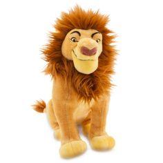Official Disney The Lion King Mufasa Soft Plush Toy for sale online Disney Plush, Disney Toys, Lion King Toys, Disney Stuffed Animals, Le Roi Lion, Kids Birthday Gifts, Disney Merchandise, Plush Dolls, Teddy Bear