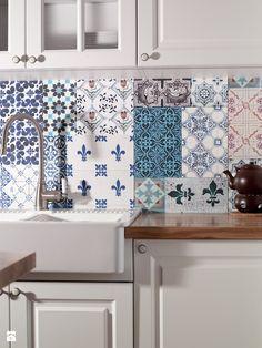 Zdjęcie: Kuchnia styl Eklektyczny - Kuchnia - Styl Eklektyczny - Qbik Design