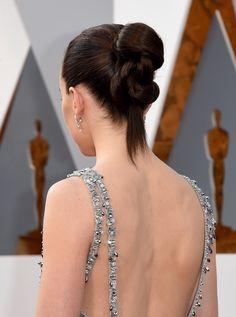 Daisy Ridley aux Oscars 2016