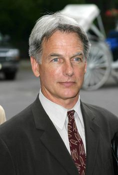 2003-05-14 : Mark Harmon - NCIS - CBS Network Up-Fronts for Fall 2003, New York | by Sev74