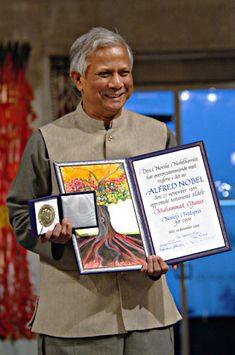 Muhammad Yunus (born 28 June 1940) is a Bangladeshi banker, economist and Nobel Peace Prize recipient. Follow us in Facebook  http://www.facebook.com/TheTravelBangladesh    Follow us https://twitter.com/travelbd    Skype Name: TravelBangladesh    Email: info@travelbd.com  URL: www.travelbd.com