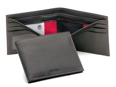 New Jersey Devils Game Used Uniform Wallet