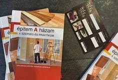 Új év, új fogadalmak, talán egy új otthon?  Mielőtt belekezdenél mindenképp olvasd el az Építem a Házam c. könyvet! A könyv végigkíséri egy ház építésének teljes folyamatát! Ebből csak tanulhatsz és bármikor előveheted, ha elbizonytalanodsz! MOST 5000 Ft értékű teljes mértékben levásárolható Style&Home utalvánnyal csomagoljuk!
