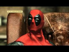 Deadpool gets his own game. Fuck. YES!!