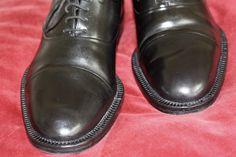 Giorgio Armani #shellcordovan #bespoke #oxford #leathercare