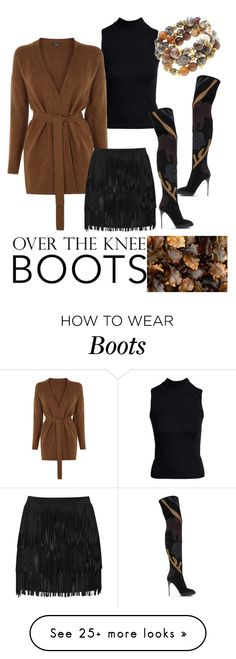 """""""Boots!"""" by chanlee-luv on Polyvore featuring Boohoo, Burberry, Warehouse, Alice + Olivia and Hipchik"""