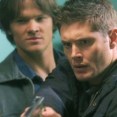 Sam and Dean Winchester  #Supernatural