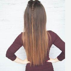 #365daysofbraids #day70 #hairchallenge #longhair #brunette #longhairdontcare #braids #hairstyle #hairfashion #redhead #polishgirl #follow #me #blogger #hairstylist #warkocz #fryzura #wlosy #wyzwanie #inspiracje #blogerka #ja #hairselfie #brunetka #ombre #hairart #hairinspiration