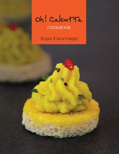Anjan Chatterjee's Bengali Recipes, some with modern takes and fusion from his restaurant Oh Calcutta.