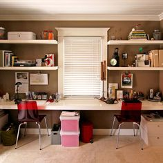 Craft Room Design, Pictures, Remodel, Decor and Ideas - page 23