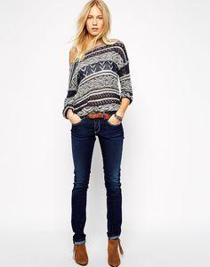 !!!Pepe Jeans New Brooke Slim Jeans