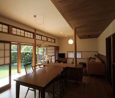 昭和初期の佇まい | 日本の住まい|渡辺貞明建築設計事務所