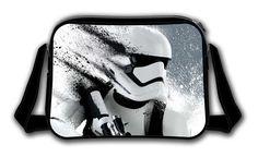 Star Wars Episode VII Umhängetasche Stormtrooper  Star Wars Taschen - Hadesflamme - Merchandise - Onlineshop für alles was das (Fan) Herz begehrt!