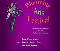 Blooming Arts Festival Linden, TN