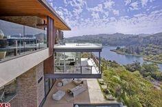 Ashton Kutcher's house