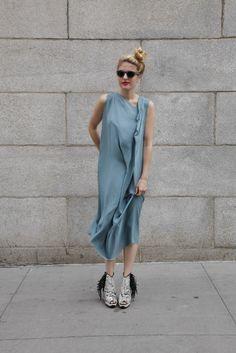 5cb17787 17 Best Model: Alana Zimmer images | Dresses, Ladies fashion, Woman ...