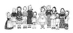 singing children black and white by katinthecupboard, via Flickr