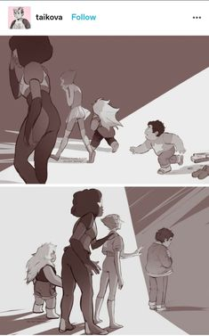 Read Why Steven didn't open up to the Gems in SUF from the story SU/SUF Art Dump! Steven Universe Pictures, Steven Universe Wallpaper, Steven Universe Drawing, Steven Universe Funny, Universe Art, Lapidot, Desenhos Cartoon Network, Steven Universe Characters, Steven Univese