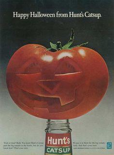 Hunt's ad, circa 1960s