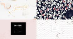 30+ January 2018 Wallpapers for your phone, desktop, laptop, and tablet