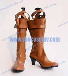 Tiger&Bunny Cosplay Karina Lyle Cosplay Boots ,yoocosplay,cosplay costume, cosplay wig, cosplay shoes, cosplay boots, cosplay props, cosplay accessory,cosplay for sale