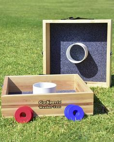 Make game day even more fun with these easy DIY tailgate games, perfect for the whole family. The tailgating games on our list will only maximize the fun of your entire day! Football Games For Kids, Football Party Games, Tailgate Games, Kids Party Games, Diy Games, Party Fun, Tailgating, Party Ideas, 100 Diy Crafts