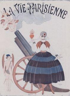 [Collection Jaquet]. Dessinateurs et humoristes. gallica #illustrateur #illustrator #barbier