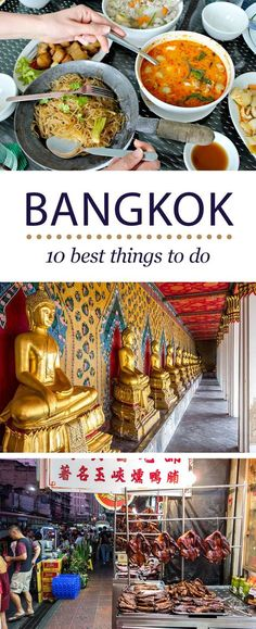 The Ultimate Travel Guide to the Best Things to Do in Bangkok, Thailand. The post 10 Best Things to Do in Bangkok, Thailand appeared first on Woman Casual. Thailand Destinations, Thailand Travel Guide, Travel Destinations, Thailand Vacation, Backpacking Thailand, Bangkok Guide, Thailand Honeymoon, Bali Trip, Philippines Travel