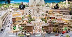Miniatur Wunderland Hamburg: Bella Italia auf 190 Quadratmetern - heute-Nachrichten