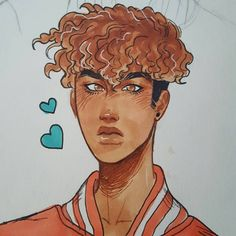 """3,107 Likes, 109 Comments - childish bambino (@vanilla.bambi) on Instagram: """"Im in,, lobbe!! This is Toby's new design, He's half Filipino and Samoan, he's 19 (well turning 19…"""""""