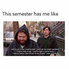 School has me like