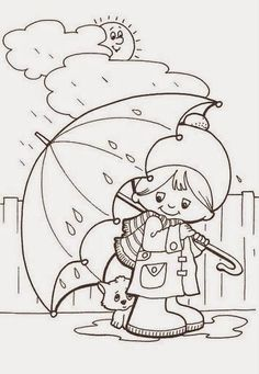 coloring pages - Kreatív gyűjteményem Coloring Book Pages, Coloring Sheets, Art Drawings For Kids, Digi Stamps, Printable Coloring, Coloring Pages For Kids, Line Art, Embroidery Patterns, Illustration