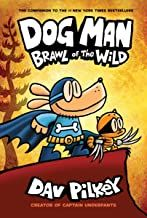 Buy Dog Man: Brawl of the Wild: From the Creator of Captain Underpants (Dog Man by Dav Pilkey and Read this Book on Kobo's Free Apps. Discover Kobo's Vast Collection of Ebooks and Audiobooks Today - Over 4 Million Titles! New York Times, Captain Underpants Series, Dog Man Book, The Paperboy, Bad To The Bone, Old Comics, Wild Dogs, Drawing For Kids, Doge