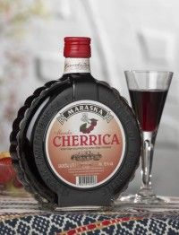 Cherrica Wine - Maraska Cherrica is a piquant dessert wine again coaxed from the fermenting Dalmatian marasca cherries. Subtle and sophisticated, it is also reputed to have restorative properties.