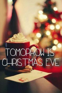 Noël approche... Le sapin,la neige,le froid dehors,un bon chocolat chaud en rentrant quandil faisait froid dehors... Ça sent l'odeur de décembre et noël!