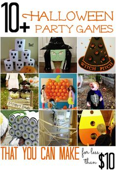 last minute halloween party ideas - Fun Halloween Games For Toddlers
