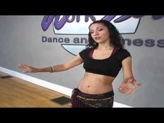 Belly Dancing: Chest Isolations - Women's Fitnessl