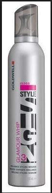 Rachel recommends this Volume mousse for a strong hold, intensive color brilliance and effective color protection. This alcohol-free mousse provides long-lasting volume and has an anti-static effect against fly-away hair.