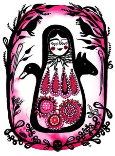 Welcome Print by Madeleine Stamer