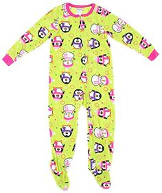 Komar Kids Big Girls  Winter Fun Fleece Blanket Sleeper    You can get  additional 550fcf797