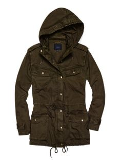 Talula Trooper Jacket - great for all year long