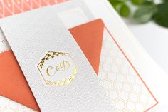 Coral Gold Foil Glam Wedding Invitations Alisa Carly + Davids Glamorous Coral and Gold Foil Wedding Invitations Foil Wedding Invitations, Wedding Stationary, Wedding Designs, Wedding Ideas, Wedding Stuff, Wedding Planning, Wedding Inspiration, Design Inspiration, Coral And Gold