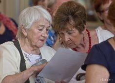 Starnutie populácie je podľa MMF jednou z výziev pre našu ekonomiku - Ekonomika - TERAZ.sk