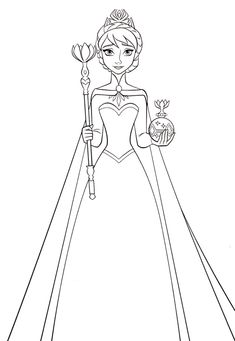 free printable elsa coloring pages for kids  art  elsa coloring pages cartoon coloring pages
