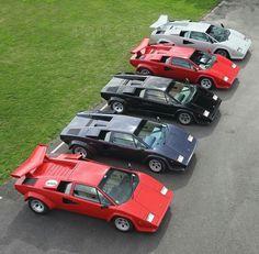 Lamborghini  Countach heaven
