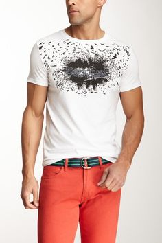 Zanja Short Sleeve T-Shirt by Desigual Men on @HauteLook