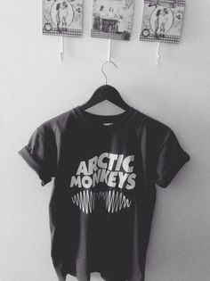 b0bb521d5b0e Favorite band 👌 Arctic Monkeys T Shirt